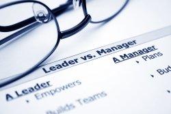 Leadership Versus Management: The Leader vs Manager Question